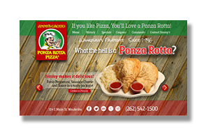 Ponza Rottas Jimmy Grotto Italian food
