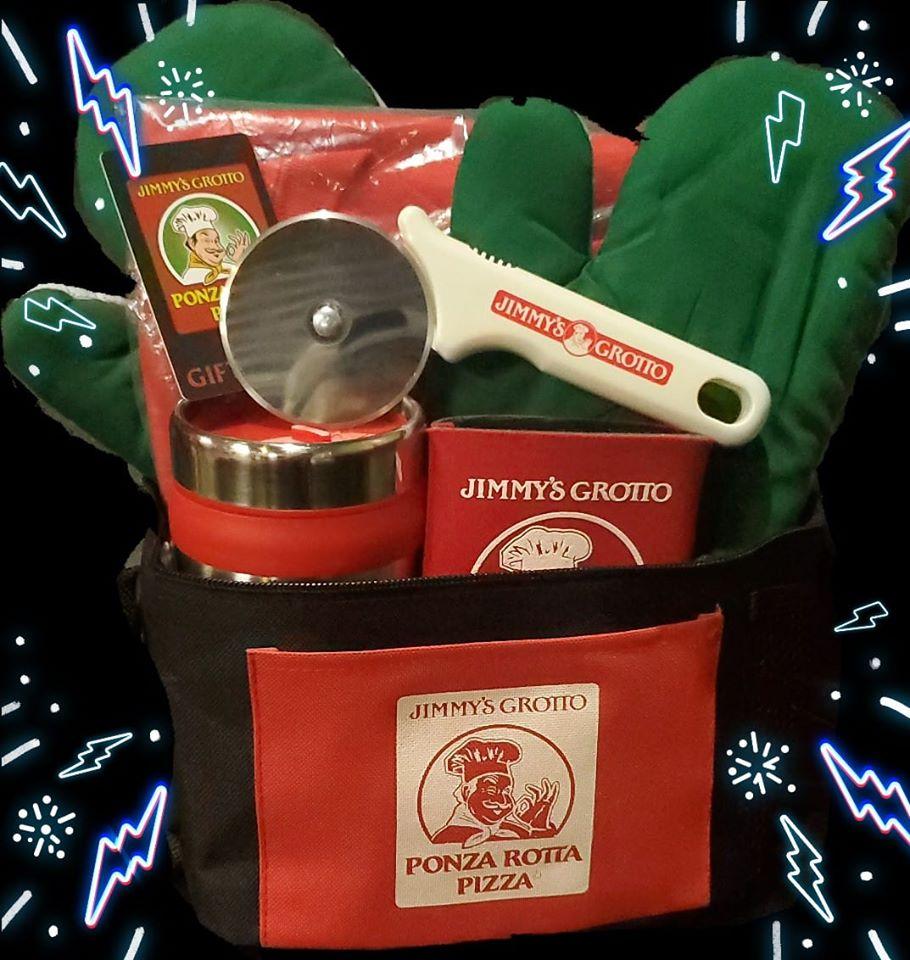 Branded Promotional Merchandise Jimmy's Grotto Waukesha